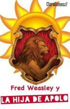Fred Weasley y la hija de Apolo by ClaraGomesz7