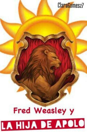 Fred Weasley y la hija de Apolo