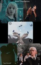 TEMPTATION  (Draco Malfoy and Luna Lovegood fan fiction) by rossatossa