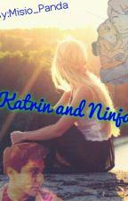 Katrin and Ninja ||Skończone|| √ by Misio_Panda