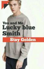 fan fiction:  Blue smith by bluenell