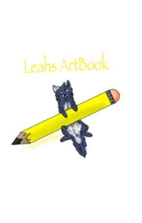 Leah's Artbook by AuthenticBlaze