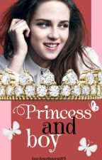Princess and boy (book1) by barbora02