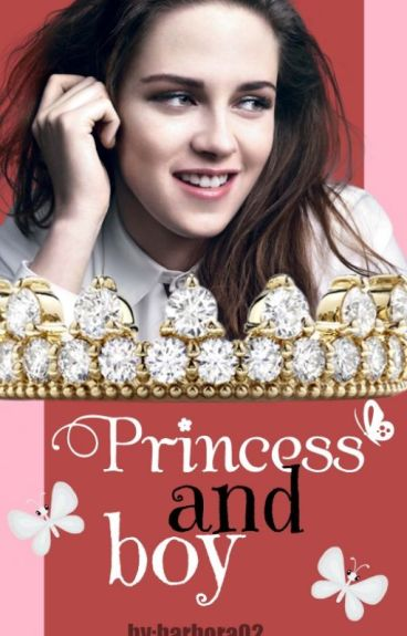 Princess and boy (book1)