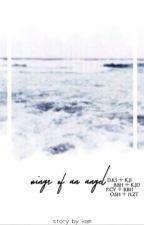 wings of an angel » kaisoo ft. chanbaek, baekchen, and taohun (rewriting) by bbubbleddae