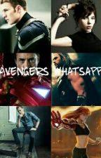 Avengers Whatsapp by Uweremade2Bruled