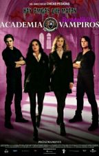 Academia De Vampiros by Lary_DrewB