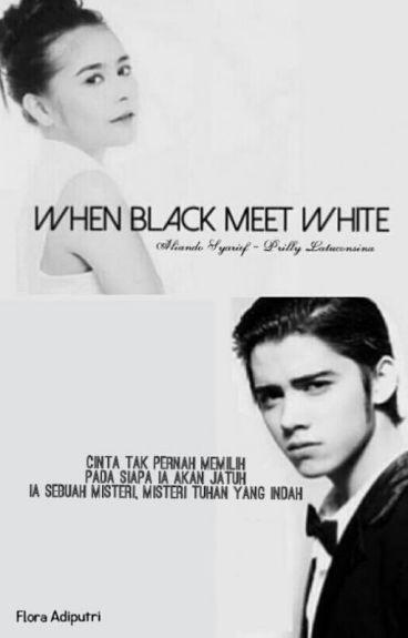 When Black Meet White