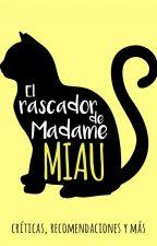 El rascador de Madame Miau by Madame_Miau