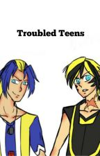 Troubled Teens (TFP) ~BumbleBeeXSmokescreen~ by FanFicForTheFace