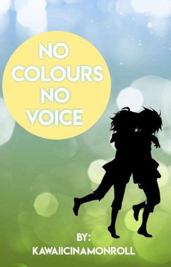 [Eng] No Colours -  No Voice || MikaYuu / YuuMika AU