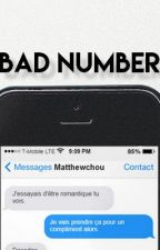Bad Number(Matthew Espinosa) by Mimi3737