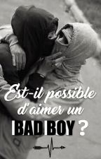 Est-il possible d'aimer un Bad boy ? (Terminée) by missxmxlon