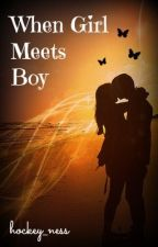 When Girl meets Boy by hockey_ness