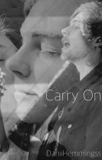 Carry On • lrh by DaniiHemmingss