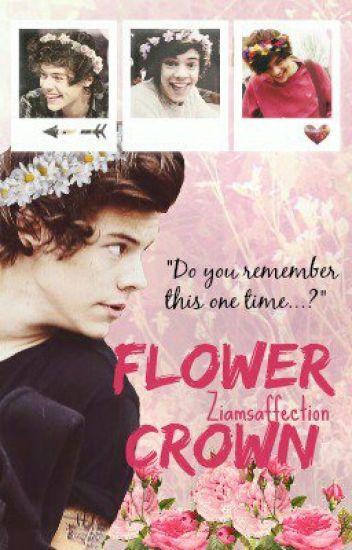 Flower Crown ❁ ➳  Larry Stylinson