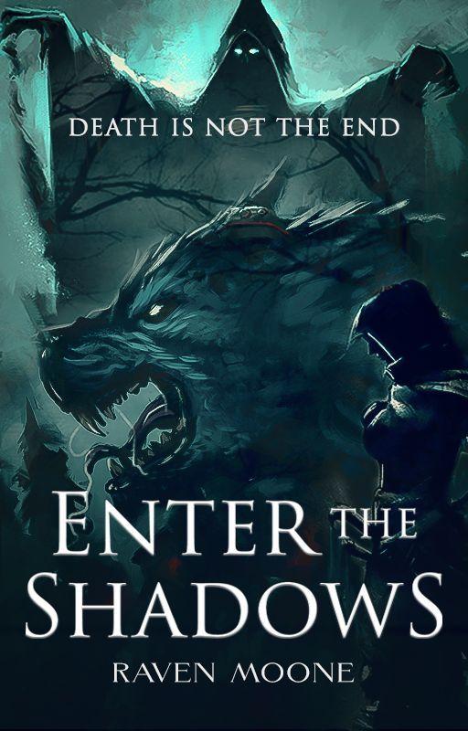 Shadow Wolf [Vol. I] Wattys2016 by CCGillings