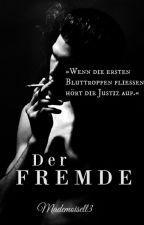 Der FREMDE by mademoisell3