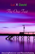 The One Text ({Lui X David}) by AmazingDanLover