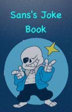 Sans's Joke Book - Undertale by LemonCut