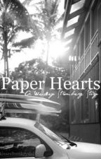 Paper Hearts • Wesley Stromberg by cravechadwick