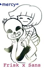 ❧mercy☙ ~ Frisk x Sans by cosmicfurry