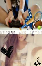 Before and After by maywhitee