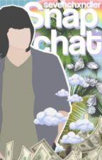 Snapchat; chandler riggs by Sevenchxndler