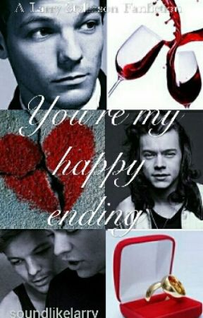 You're my happy ending l.s. [HIATUS] by soundlikelarry