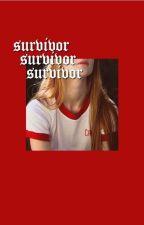 survivor ► harry potter by diswrite
