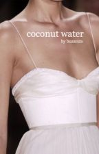 coconut water ; justin by buzzcuts