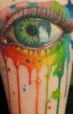 Los ojos de géminis by Roocold14