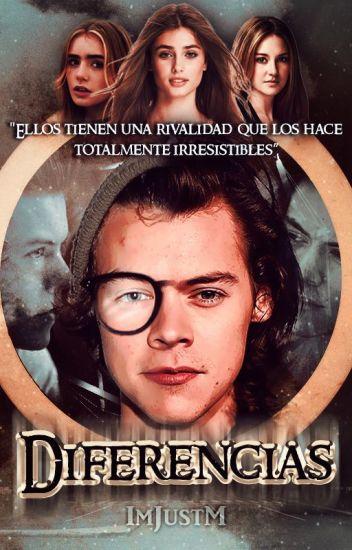 Diferencias   Harry/Marcel Styles
