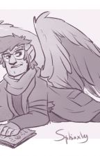 *Slow update* Ford Pines\Sphinxford x SPHINX Reader!!(monster falls) RECONTINUED by Dorkatronium