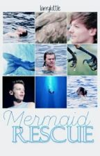 mermaid rescue | l.s  by larrykittle