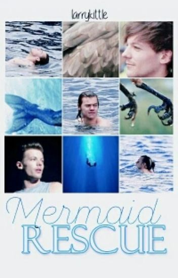 mermaid rescue | l.s