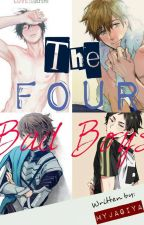The Four Badboys by MyJagiya016