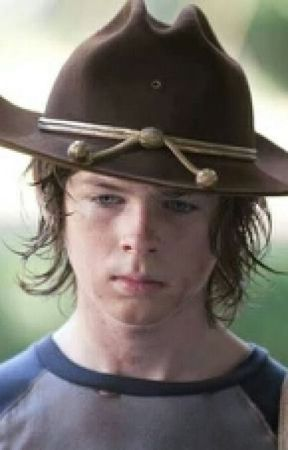 [The Walking Dead] Carl Grimes x Reader =Tears= DISCONTINUED by Mocacchi