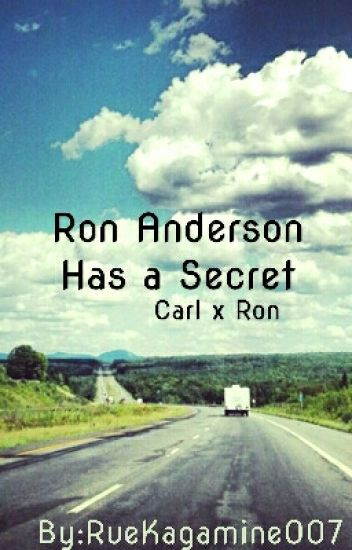 Ron Anderson Has a Secret (Carl x Ron)