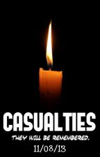CASUALTIES by DediSunshine_18