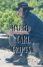  Hatred  Carl Grimes by PrincessDunHun