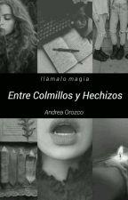 Entre colmillos y hechizos #SinsajoAwards by AndreaOrozco6
