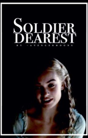 SOLDIER DEAREST ▹ STEVE ROGERS by avengermoons