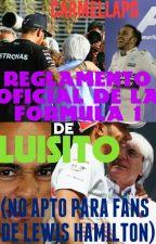 Reglamento Oficial de la Fórmula 1 de Hamilton by carmellapg