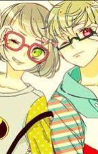My best friend is a fake nerd by ShinSooByung9
