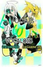 Vocals [ Vocaloid Len Kagamine and Utatane Piko Romance] by Lady_Elizabeth