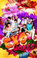 EXO Jokes [Completed] by Kpop_ExoShinee