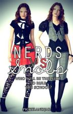 Nerds vs Snobs by pickelandjar