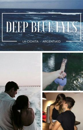 Deep Blue Eyes || L.H.  [ efp ] by la-cichita