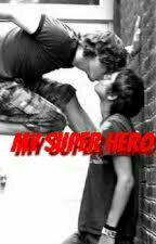 My super hero>Larry stylinson by WinneTommo691